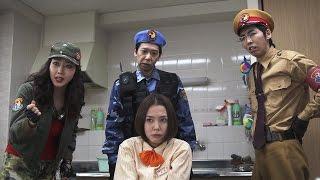 標的は元ヤン女子とかまってちゃん。ファミレスのパート・武藤美穂(浅...