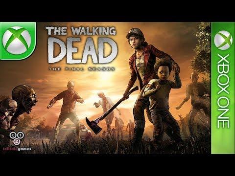 Longplay of The Walking Dead: The Final Season