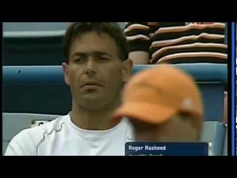 Roddick vs Hewitt   Cincinnati 2005 SF
