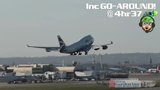 Sunrise Arrivals Live from London Heathrow Airport