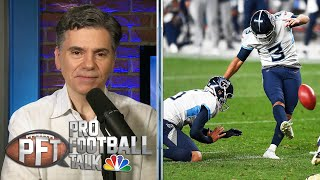 Titans pick up whęre they left off in Week 1 win over Broncos   Pro Football Talk   NBC Sports