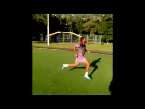 Training camp Moscow - vitesse avec le ballon , vitesse sans ballon , vivacite