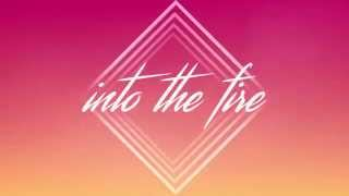 Into The Fire - Megan Nicole (Lyric Video)