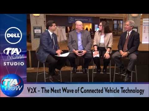 V2X – The Next Wave of Connected Vehicle Technology