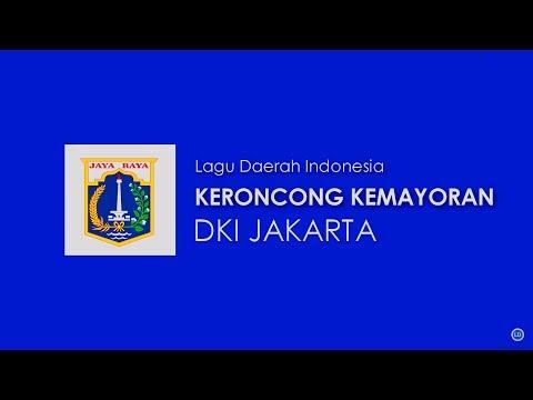 Keroncong Kemayoran - Lagu Daerah Jakarta (Karaoke dengan Lirik)