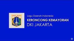 Keroncong Kemayoran - Lagu Daerah Jakarta (Karaoke dengan Lirik)  - Durasi: 2:45.