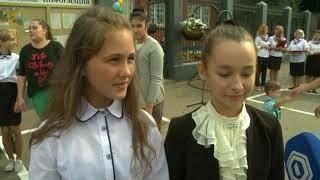 Открытие библиотеки в д. Бородино