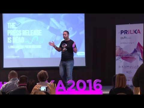 Nadav Avidan - How To Build A Global PR Strategy