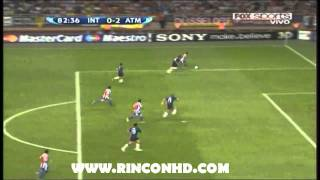 ATLETICO MADRID 2 INTER 0 FINAL SUPERCOPA DE EUROPA  HD