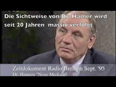 Dr Hamer wird seit 22 J. verfolgt - Zeitdoku 1995 - Lügenpresse?