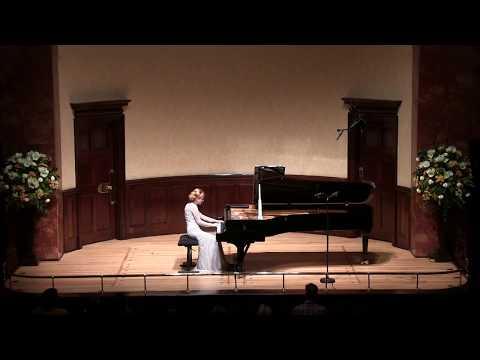 Olga Stezhko, piano  City of Light - City of Hope, Live at Wigmore Hall Part 2
