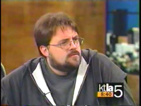 Kevin Smith interviews Jennifer Schwalbach (from 2001)