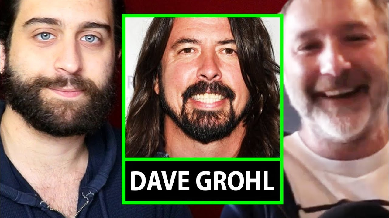 Working with Dave Grohl