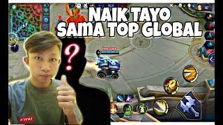 Kapan Lagi FANNY GW MABAR Sama TOP 1 GLOBAL Season Kemaren(5) RANK