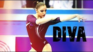 Aliya Mustafina || DIVA