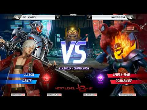 NLBC v.87 - Marvel vs Capcom Infinite Tournament - Part 1 [1080p/60fps]