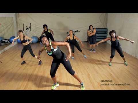 20 Minute Simple Cardio Workout With SuzyMari!
