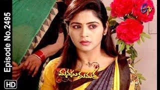 Manasu Mamata | 18th January 2019 | Full Episode No 2495 | ETV Telugu