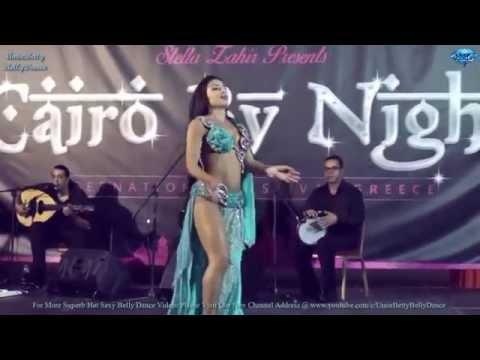 Goyang Dangdut Arab Alla Kushnir #2 Hot Sexy Superb Sensual Belly Dance P2 Cairo By Night 2015