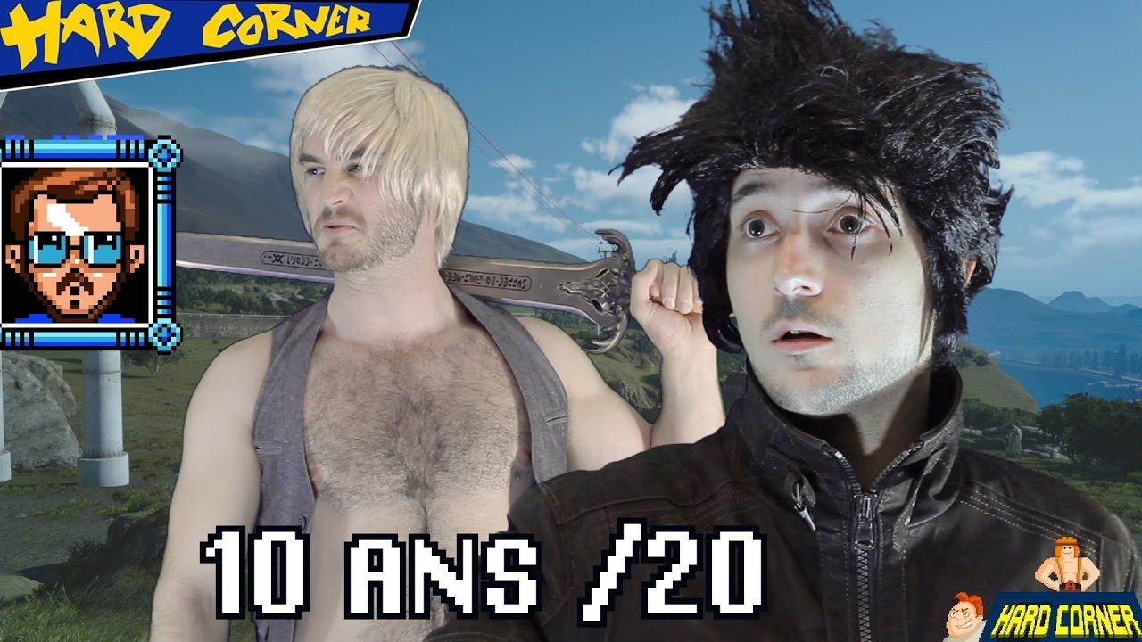 Finale Fantaisie Quinze ? - Hard Corner - BenzaieTV