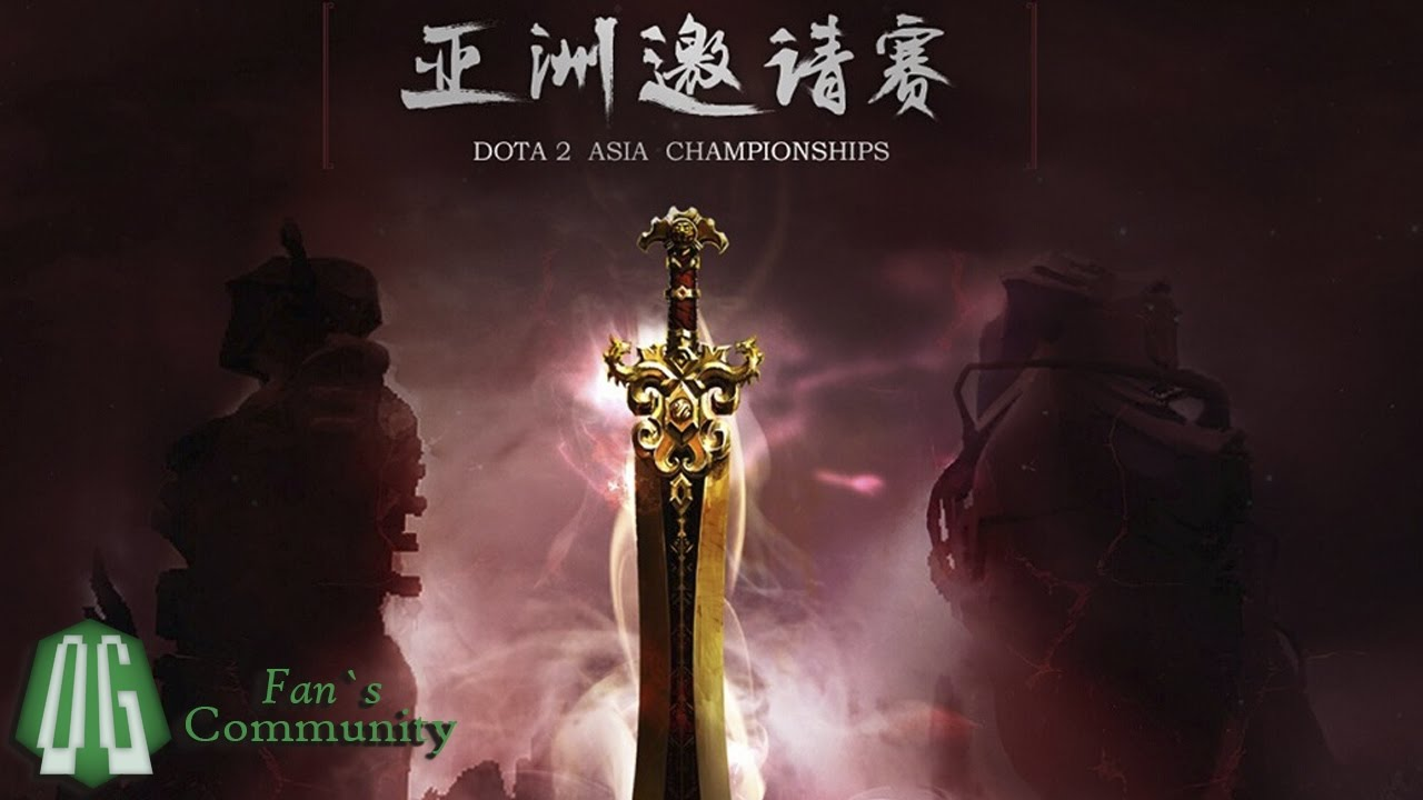 Wings vs OG - Dota 2 Asia Championships 2017 - Groupstage ...