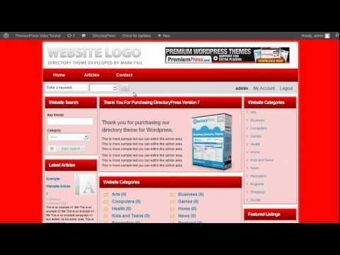 Create Directory Websites In Minutes!
