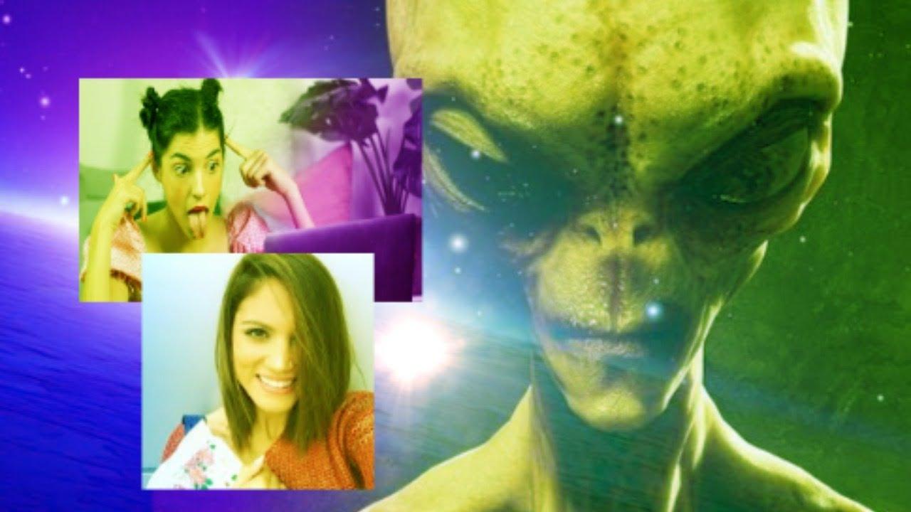 Εξωγήινες Πλάκες #4 - Η Ami Yami Tube και η Mary Sinatsaki είναι εξωγήινες