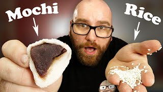 Mochi Questions Answered | Lets make Mochi from Rice!!