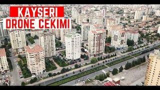 Kayseri Sivas Caddesi Drone Çekimi (İpeksaray Avm)