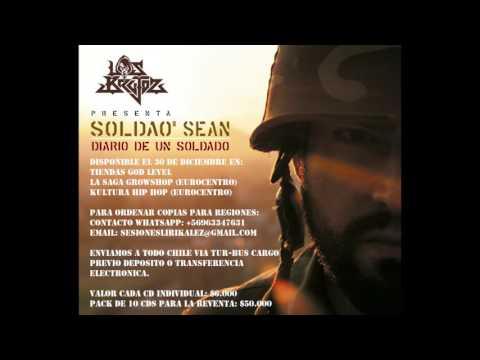 Soldao' Sean feat  CHR   Veteranos del rap [Los Brujoz presenta: Diario de un soldado LP 2017]