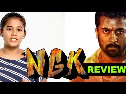 NGK Movie Review | SelvaRaghavan | Suriya | Yuvan Shankar Raja | Tamil Review | Sai Pallavi