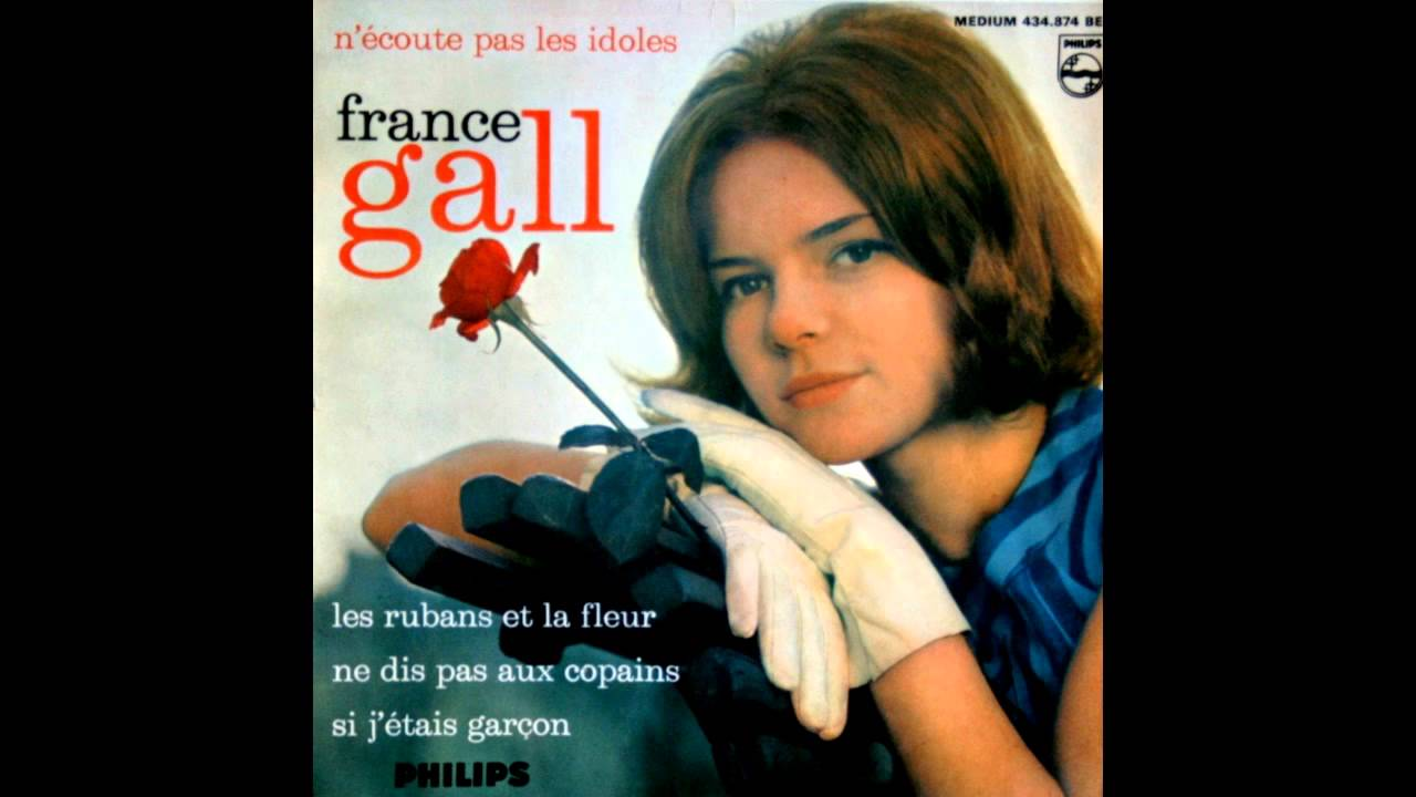 france gall si j 39 tais gar on hd youtube. Black Bedroom Furniture Sets. Home Design Ideas