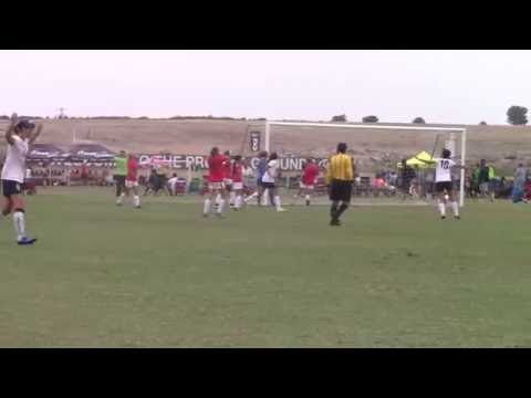 "Score VS Arsenal FC San Diego in ""Surf Cup"""
