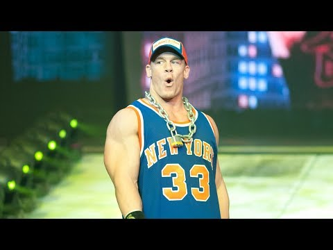 John Cena's first WrestleMania entrance: WrestleMania 20