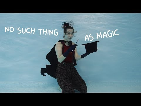 Bathtime Stories - 'NO SUCH THING AS MAGIC' (3)