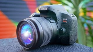 Canon T7i (800D) Review! The BEST DSLR Under $800!
