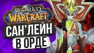 San'lane - BAD ALLIES? / World of Warcraft