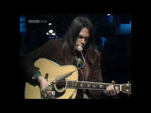 NEIL YOUNG - OLD MAN (Only Vocal)