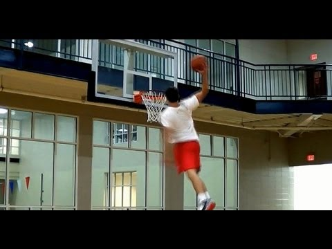 """TFB::Dunks:: 6'1"""" Andrew PICKWELL Jumps out the GYM! Unbelievable Dunks (Fixed)"""