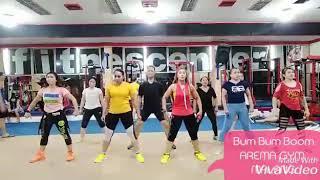 Download Mp3 Bum Bum Boom | Zumba | Zin Anita Suzana
