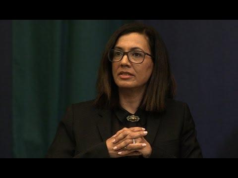 Professor Cheryl de la Rey - The Implications of the Fees Must Fall Protests