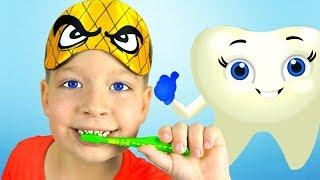 Утренняя рутина - Детские песни - Макс и Песни для детей