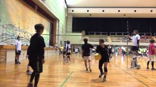 20150503 04b X I V杯 FOREST v s キィアラ2