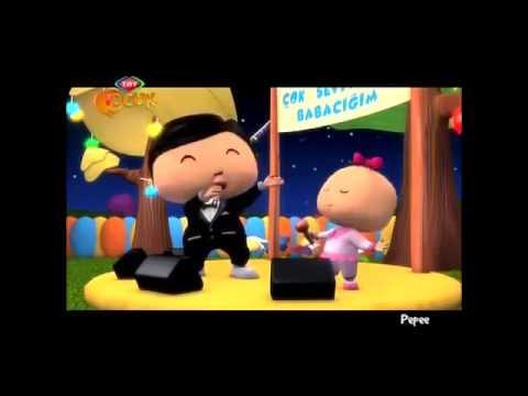 Pepee - Bebe Şarkı Söylüyor - Benim Kocaman Babam