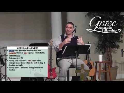 You Are Spiritually Gifted (Week 6 of Acceptable Service)