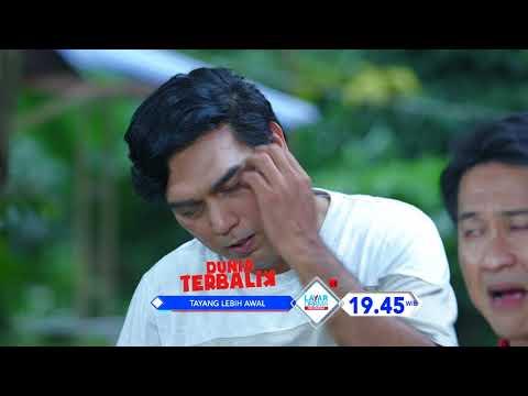 """RCTI Promo Layar Drama Indonesia """"DUNIA TERBALIK"""" Episode 834"""