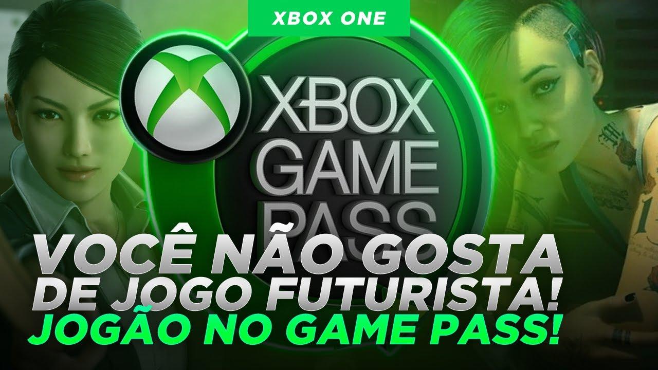 BRASILEIRO NÃO GOSTA de jogo FUTURISTA? JOGO GRANDE CONFIRMADO esse mês no GAME PASS!