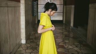 Grazia.it for Weekend Max Mara: the many colours of the romantic dress