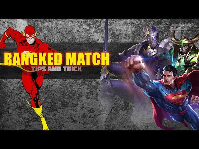TIPS RANKED MATCH Arena Of Valor
