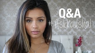 #AskKaushal   Age, Motivation, Makeup + URBAN DECAY COMPETITION (CLOSED!!)   Kaushal Beauty Thumbnail